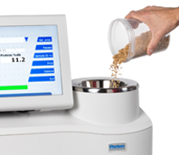 Inframatic 9500 NIR NIT grain analyzer