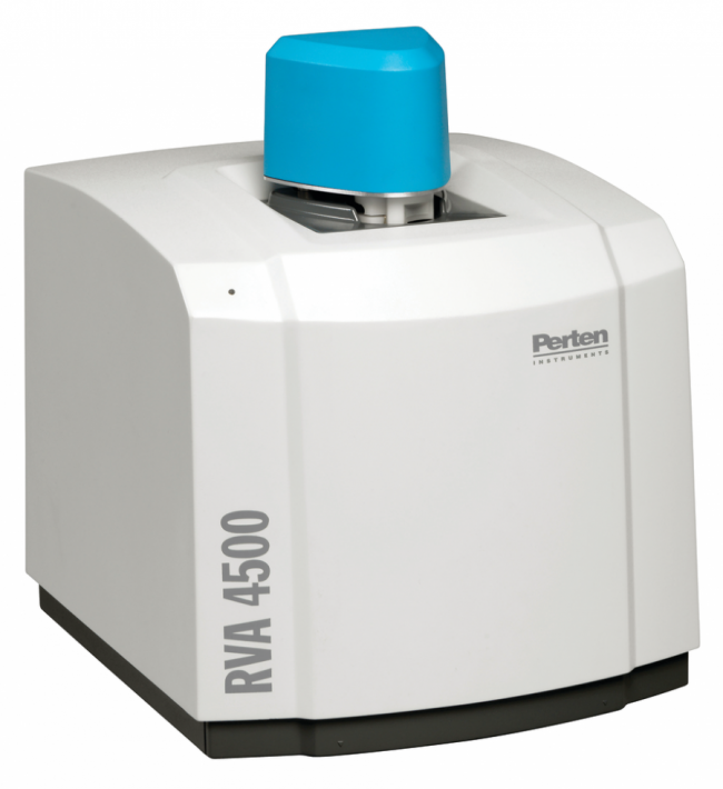 RVA – Rapid Visco Analyser