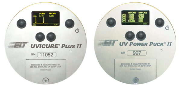 UVICURE Plus II / UV Power Puck II