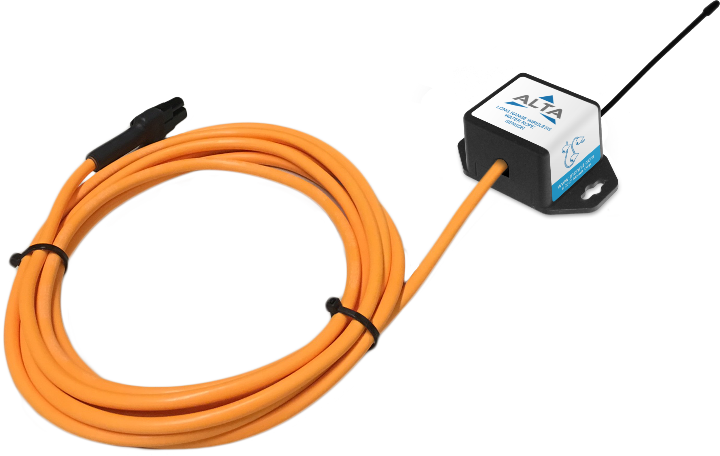 Wireless Water Rope Sensors